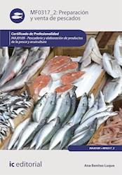 Libro Preparacion Y Venta De Pescados. Inaj0109 - Pesca