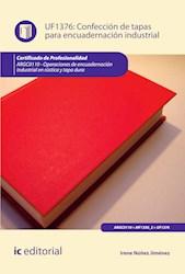 Libro Confeccion De Tapas Para Encuadernacion Industri