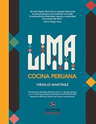 Libro Lima Cocina Peruana