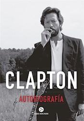 Libro Clapton Autobiografia