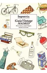 Papel GUIA VINTAGE MADRID (SEAGRAM'S GIN) (CARTONE)