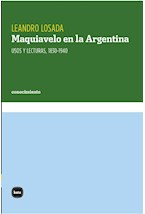 Papel MAQUIAVELO EN LA ARGENTINA