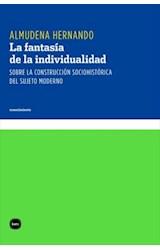 E-book La fantasía de la individualidad