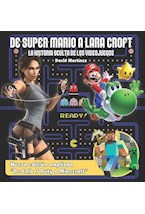 Papel DE SUPER MARIO A LARA CROFT