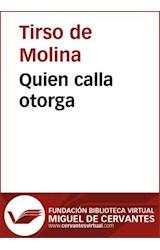 E-book Quien calla otorga