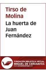 E-book La huerta de Juan Fernández