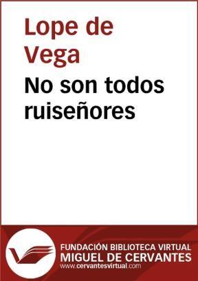 E-book No Son Todos Ruiseñores