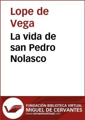 E-book La Vida De San Pedro Nolasco