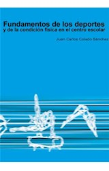 E-book Fundamentos de los deportes y de la condición física en el centro escolar