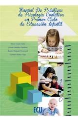 E-book Manual de prácticas de Psicología Evolutiva en primer ciclo de Educación Infantil