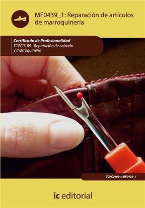 E-book Reparación De Artículos De Marroquinería