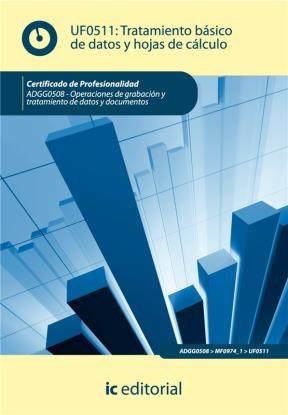 E-book Tratamiento Básico De Datos Y Hojas De Cálculo