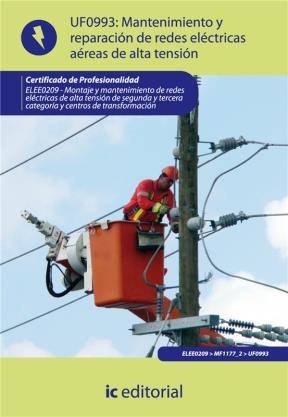 E-book Mantenimiento De Redes Eléctricas Aéreas De Alta Tensión
