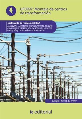 E-book Montaje De Centros De Transformación