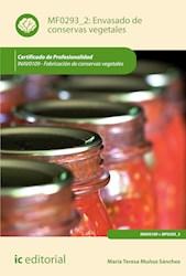 Libro Envasado De Conservas Vegetales. Inav0109 - Fabric
