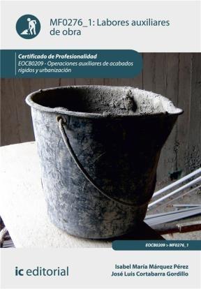 E-book Labores Auxiliares De Obra