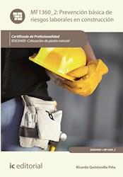 Libro Prevencion Basica De Riesgos Laborales En Constr