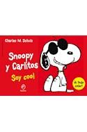Papel SNOOPY Y CARLITOS SOY COOL (A TODO COLOR)