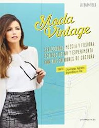 Libro Moda Vintage