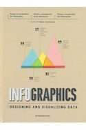 Papel INFOGRAPHICS DESIGNING AND VISUALIZING DATA (CARTONE)