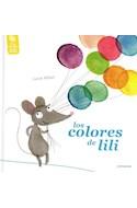 Papel COLORES DE LILI (COLECCION LAS HUELLAS DE LOS DEDOS) (CARTONE)