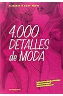 Papel 4000 DETALLES DE MODA
