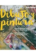 Papel DIBUJO Y PINTURA UNA APROXIMACION NUEVA Y ACTUAL A LAS FORMAS (CARTONE)