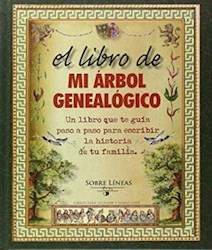 Libro El Libro De Mi Arbol Genealogico