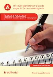 Libro Marketing Y Plan De Negocio De La Microempresa. Ad