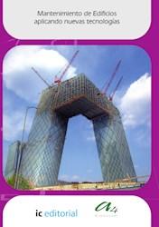 Libro Mantenimiento De Edificios Aplicando Nuevas Tecnol
