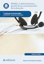 Libro Administracion Y Gestion De Las Comunicaciones D