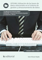 Libro Utilizacion De Las Bases De Datos Relacionales En