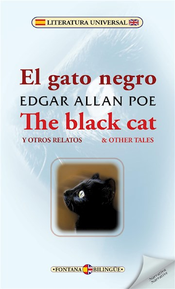 E-book El Gato Negro Y Otros Relatos / The Black Cat & Other Tales