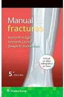 Papel Manual De Fracturas Ed.5