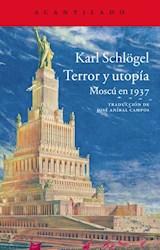 Papel TERROR Y UTOPIA