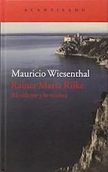 Papel Rainer Maria Rilke