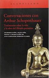 Papel CONVERSACIONES CON ARTHUR SCHOPENHAUER