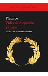 Papel VIDAS DE ALEJANDRO Y CESAR