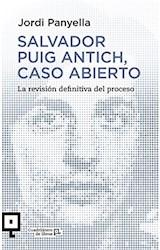 Papel Salvador Puig Antich. Caso Abierto