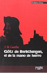 Papel GOTZ DE BERLICHINGEN, EL DE LA MANO DE HIERRO