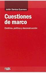 Papel CUESTIONES DE MARCO