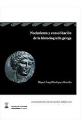 E-book Nacimiento y consolidación de la historiografía griega