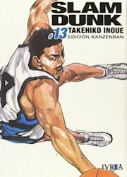 Papel Slam Dunk 13 Edicion Kanzenban