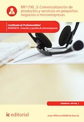 Libro Comercializacion De Productos Y Servicios En Pequ