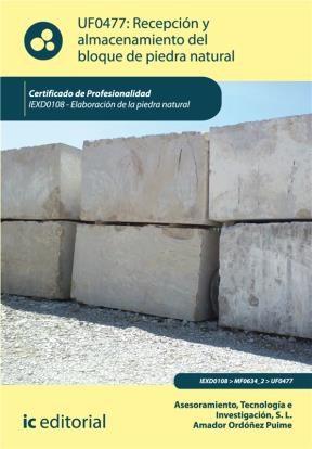 E-book Recepción Y Almacenamiento Del Bloque De Piedra Natural
