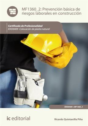E-book Prevención Básica De Riesgos Laborales En Construcción