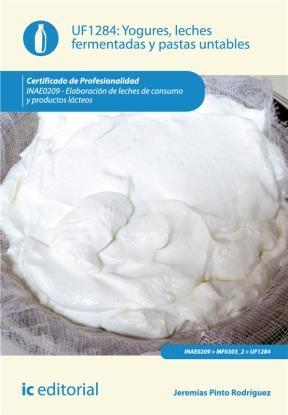 E-book Yogures, Leches Fermentadas Y Pastas Untables