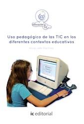 Libro Uso Pedagogico De Las Tic En Los Diferentes Conte