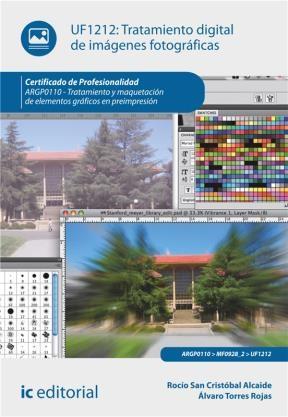 E-book Tratamiento Digital De Imágenes Fotográficas