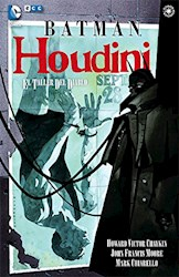 Papel Batman Houdini El Taller Del Diablo